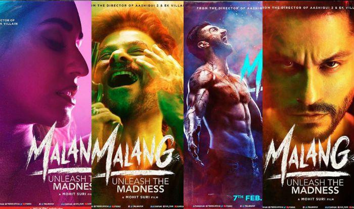 Malang First Look Posters Aditya Roy Kapoor Disha Patani Anil Kapoor Kunal Khemu S Looks Set Internet On Fire India Com