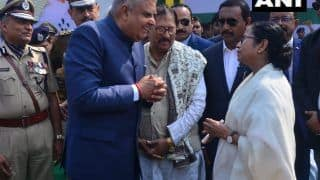 Breaking the Ice: After Fight, West Bengal Guv Invites Mamata to Republic Day Tea Party