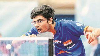 Manav Thakkar, 19, Becomes No. 1-Ranked Under-21 Paddler in The World
