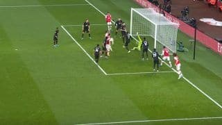 Arsenal beat Manchester United 2-0 as Tottenham, Chelsea Slip in Top-Four Race