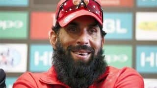 Certainly a Bright Future Ahead For Pakistan: Coach Misbah-ul-Haq