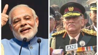 An Outstanding Officer, Modi Praises General Bipin Rawat; 'Head Feels Lighter,' Says CDS After Taking Charge