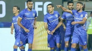 ISL: Sougou, Chermiti Get Going As Mumbai City Beat Bengaluru FC