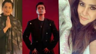 Kangana Ranaut, Ekta Kapoor, Karan Johar Overwhelmed And Blessed on Being Conferred With Padma Shri Award