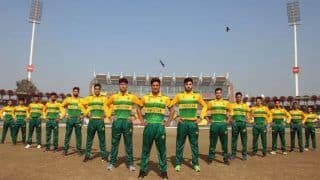 Under 19 World Cup: Pakistan Coach Ijaz Ahmed Confident of Beating Arch-Rivals India