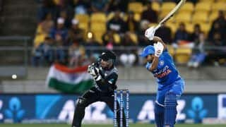 4th T20I: Manish Pandey Half-Century Lifts India to 164/8 After Ish Sodhi Claims 3/26