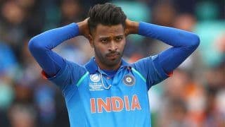 Hardik Pandya to Start Training Under Dravid's Team at NCA