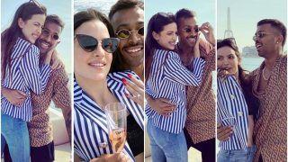New Year Stunner: India Cricketer Hardik Pandya Gets Engaged to Model Natasa Stankovic