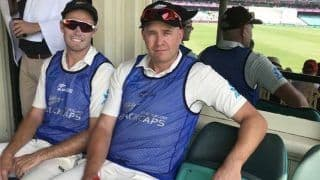 Batting Coach Peter Fulton Dons Test Whites After New Zealand Reduced to 12 Fit Players in Sydney