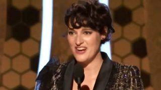 Golden Globe Awards 2020: Phoebe Waller-Bridge Jokes About Masturbating Scene From Fleabag And Mentions Obama in Speech