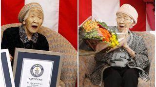 दुनिया की सबसे बुजुर्ग महिला ने मनाया अपना 117वां बर्थड़े, पिछले साल तोड़ा था अपना यह रिकॉर्ड