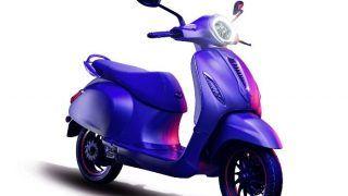 Bajaj Chetak scooter launch: चेतक स्कूटर लग रही है बेहद स्टाइलिश, 6 रंगों में आपके लिए होगी उपलब्ध