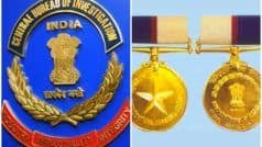 चिदंबरम को गिरफ्तार करने वाले DSP पार्थसारथी समेत 28 CBI ऑफिसर्स को राष्ट्रपति पदक