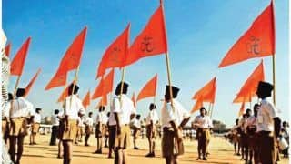 RSS' 'Army' School 'Rajju Bhaiya Sainik Vidya Mandir' to Begin Classes From April