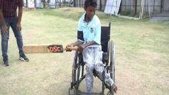 सचिन तेंदुलकर को अपने खेल से इम्प्रेस करने वाले दिव्यांग मद्दा राम की ये है ख्वाहिश