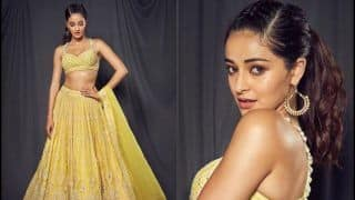 Entertainment News Today January 20, 2020: Ananya Panday's Sultry Yellow Lehenga-Braided Ponytail is Wedding Look Alert And THESE Pictures Are Proof!