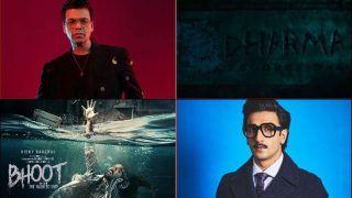 Ranveer Singh-Karan Johar Drop Eerie Video as 'Dharma Goes Dark' Ahead of Bhoot Part One: The Haunted Ship