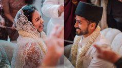 Karun Nair ने अपनी लॉन्ग टाइम गर्लफ्रेंड Sanaya Tankariwala से रचाई शादी, यहां देखिए कुछ Inside Pics