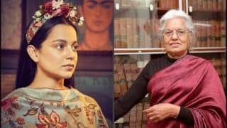 Kangana Ranaut Takes 'Panga' With Lawyer Indira Jaising, Says Such Women 'Give Birth to Monsters And Murderers'