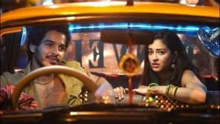 Khaali Peeli: Ishaan Khatter Checks Out Ananya Panday in Rear View Mirror, New Look Goes Viral