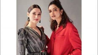 Tamannaah Bhatia Roots For Chhapaak Star Deepika Padukone, Latter Looks Forward to More 'Fun Conversations'