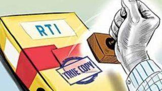 RTI कार्यकर्ता का सरकार पर आरोप, कहा- संशोधन विधेयक को पारित करने के लिए की गईढील की मांग