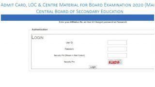 CBSE 10th 12th Admit Card 2020: एडमिट कार्ड हुआ जारी, जानें इससे जुड़ी खास जानकारियां