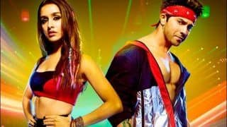 Street Dancer 3D Illegal Weapon 2.0 Out: Shraddha Kapoor-Varun Dhawan's 'Battle on Streets' Leave Fans Ogling