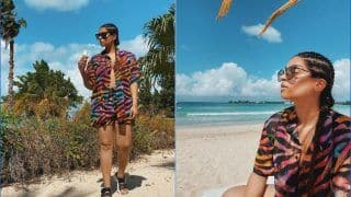 Lilly Singh Shares Hot Pictures From Jamaica Beach, Leaves Fans Drooling Over 'Live Footage'