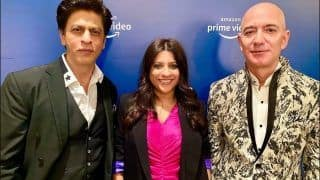 'Jeff ko Pakadna Mushkil hi Nahi Impossible Hai': Shah Rukh Khan-Zoya Akhtar Turn Amazon Event Into Bollywood Affair With CEO Jeff Bezos