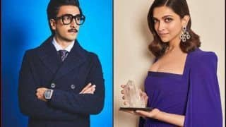 Trending Bollywood News Today: Deepika Padukone Honoured With Crystal Award at World Economic Forum 2020 in Davos, Ranveer Singh Reacts