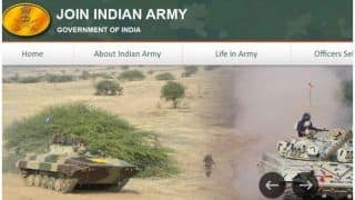 Indian Army Recruitment 2020: भारतीय सेना में निकली बंपर वैकेंसी, ऐसे करें आवेदन