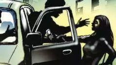 चलती कार में हुआदो बच्चे की मां के साथ गैंगरेप, झांसा देकर किया था अपहरण