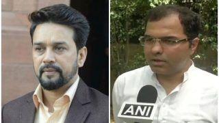 भाजपा नेता अनुराग ठाकुर और परवेश वर्मा पर चुनाव आयोग की सख्ती, स्टार प्रचारक की सूची से किया बाहर