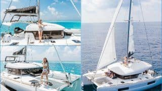 Sara Ali Khan Takes Yacht Ride in The Maldives, Sizzling Throwback Pictures Set Internet Ablaze