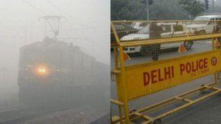 Indian Railways and Traffic Alert: दिल्ली आने वाली 21 ट्रेनें चल रही हैं इतने घंटे लेट,नोएडा-दिल्ली सड़क भी है बंद