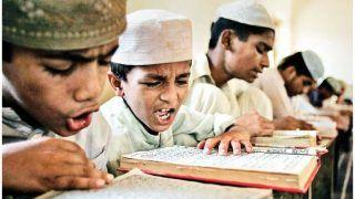 यूपी: मदरसे में हिंदू बच्चे ले रहे हैं उर्दू की तालीम, मुस्लिम बच्चे कर रहे हैं 'संस्कृत श्लोक' का उच्चारण