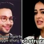 Siddhant Chaturvedi's Savage Reply to Ananya Pandey's Nepotism Rant is Now a Viral Meme
