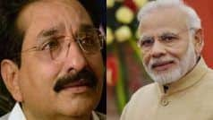 प्रधानमंत्री मोदी के छोटे भाई का दिल्ली आगमन, गुजरात की झांकी टीम के साथ आए नजर