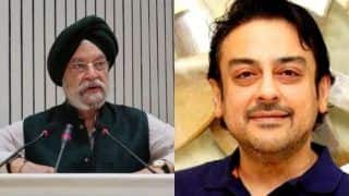 केंद्रीय मंत्री हरदीप सिंह ने पद्मश्री मिलने पर दी अदनान सामी को बधाई,शाहीन बाग विरोध पर कसा तंज