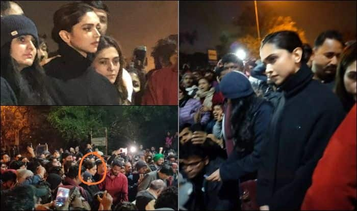 Image result for deepika padukone jnu