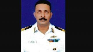 कमोडोर ज्योतिन रैना को नौसेना पदक से किया गया सम्मानित,पुलवामा हमले के बाद निभाया था अहम रोल