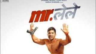 Mr Lele Poster: Varun Dhawan Bares it All in First Look of Shashank Khaitan-Karan Johar's 'Maha Entertainer'