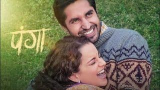 Panga Song Dil Ne Kaha Out: Kangana Ranaut-Jassie Gill's Romantic Chemistry Will Paint Your Day With Mushiness