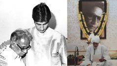 पिता हरिवंश राय बच्चन की पुण्यतिथि पर अमिताभ हुए भावुक, कुछ ऐसे किया उन्हें याद, देखिए उनकी UNSEEN PHOTOS