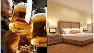 यूपी सरकार का फैसला-  बड़े शहरों में रात दो बजे तक खुले रहेंगे बार, सुबह चार बजे तक फाइव स्टार होटल