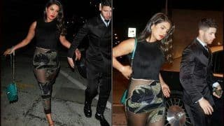 Priyanka Chopra's Naked Skirt Look at Dinner After Golden Globe Awards 2020 Grabs Eyeballs