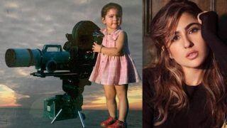 सारा अली खानने शेयर की बचपन की तस्वीर, लोगों ने समझ लिया तैमूर, हो गईं ट्रोल