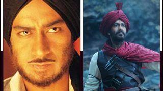 Ajay Devgn Undertakes 18-Year-Challenge, Identical Look as Bhagat Singh-Tanhaji go Viral