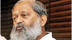 हरियाणाः सीएम के साथ तकरार पर गृह मंत्री अनिल विज ने कही ये बात